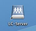 LC server icon